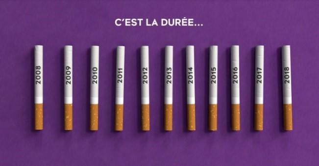 Le tabac...